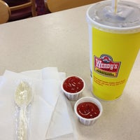 Photo taken at Wendy's by Megan D. on 2/26/2012