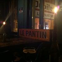 Das Foto wurde bei Le Pantin von Kamel K. am 4/20/2012 aufgenommen