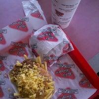 Photo taken at Bob's Burgers by Logan G. on 5/11/2012