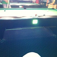 Photo taken at Galaxy Billiards Cafe by Jinal C. on 8/3/2012