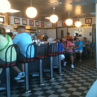 Photo taken at Waffle House by Jess M. on 7/28/2012