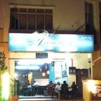 Photo taken at Restoran Juan's Seafood by Zaffira G. on 4/20/2012