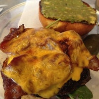 Photo taken at The Burger Guys by Allen A. on 8/17/2012