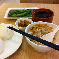 Photo taken at 台北豆浆四方坪店 by wang y. on 8/29/2012