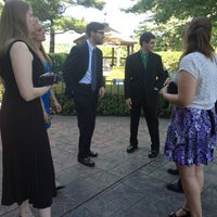 Photo taken at Pine Knob Mansion by Laurel B. on 5/25/2012