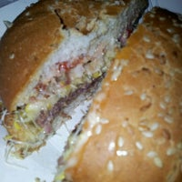 Photo taken at Chipi's Burger by Omar R. on 5/24/2012