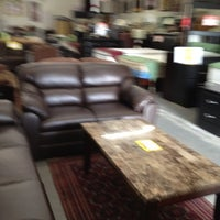Photo Taken At American Wholesale Furniture By Powered By C. On 3/11/