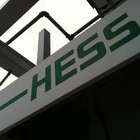 Photo taken at Hess Express by Benjamin on 4/7/2012