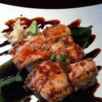 Photo taken at Octopus Japanese Restaurant by Christine T. on 3/13/2012