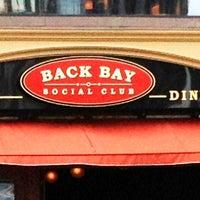 รูปภาพถ่ายที่ Back Bay Social Club โดย Jude L. เมื่อ 6/19/2012