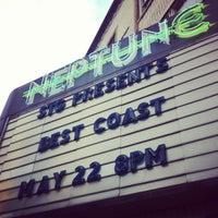 5/23/2012 tarihinde David L.ziyaretçi tarafından Neptune Theatre'de çekilen fotoğraf