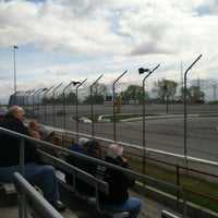Photo taken at Toledo Speedway by Tommy T. on 4/22/2012