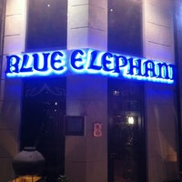 Photo taken at The Blue Elephant by Charles C. on 3/27/2012