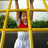 Photo taken at อนุบาลสวนน้อย by Prapapan L. on 5/17/2012