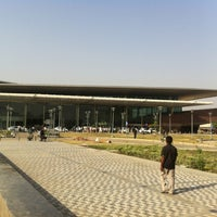 Photo taken at Chaudhary Charan Singh International Airport (LKO) by SMS Siddharth S. on 6/9/2012