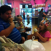 Photo taken at Baskin-Robbins by Erica B. on 4/28/2012