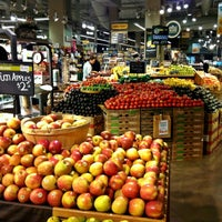 Photo taken at Whole Foods Market by Kate K. on 4/17/2012