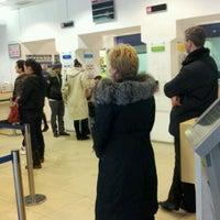Снимок сделан в Банк Русский Стандарт пользователем Lotfi 2/25/2012