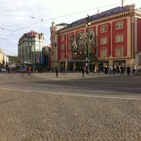 Photo taken at Republic Square by Andrew L. on 4/26/2012