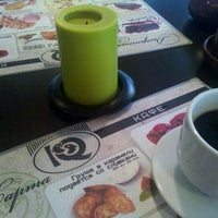 Photo taken at IQ Cafe by Belousow M. on 9/1/2012