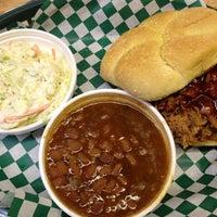Photo taken at Ms Piggies Smokehouse by Jessica d. on 4/15/2012