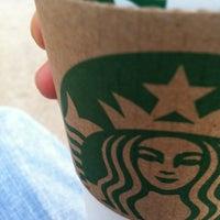 Photo taken at Starbucks by Jason F. on 3/28/2012