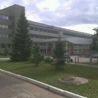 Photo taken at Казанский государственный архитектурно-строительный университет by Catherine K. on 6/5/2012
