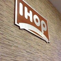 Photo taken at IHOP by LUIS C. on 5/25/2012