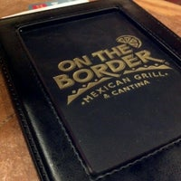 Photo taken at On The Border Mexican Grill & Cantina by @neotsn on 9/9/2012