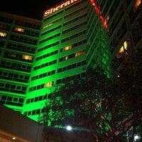 Photo taken at Sheraton Gateway Los Angeles Hotel by Prometheis  XIII P. on 7/3/2012