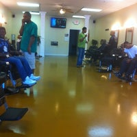 Photo taken at Prime Time Barbershop by Lewis T. on 5/24/2012