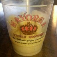 Photo taken at Mayorga Coffee Roasters by Hannah C. on 7/4/2012