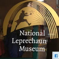Photo taken at National Leprechaun Museum by Elif Y. on 6/7/2012