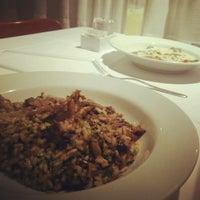 Photo taken at Garden Restaurante by Thiago Barbosa R. on 4/28/2012
