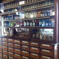 Снимок сделан в Аптека-музей пользователем Вихрян 8/11/2012