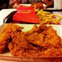 Photo taken at McDonald's & McCafé by Ivince K. on 3/16/2012
