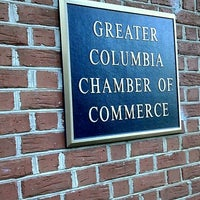 Photo taken at Greater Columbia Chamber of Commerce by Beth B. on 2/17/2012