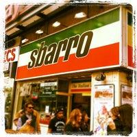 Photo taken at Sbarro by Julian N. on 4/12/2012