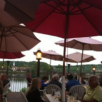 Photo taken at The Landing Restaurant and Bar by Alla P. on 5/13/2012