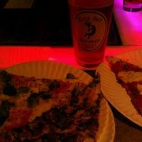 Photo taken at Piecasso Pizzeria & Lounge by Daniel T. on 4/19/2012