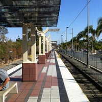 Photo taken at Willow Metro Station by Noah W. on 7/22/2012