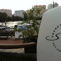 Снимок сделан в Shore House пользователем Andylime 8/5/2012