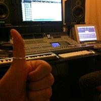 "Photo taken at Prosantana Recording Studio, Creative Studio by Carlos ""Charlie"" S. on 3/30/2012"