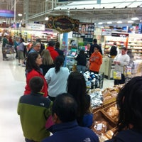 Photo taken at ShopRite by Hank K. on 3/30/2012