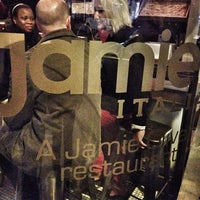 Photo taken at Jamie's Italian by Patrick S. on 7/12/2012