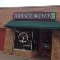 Photo taken at Equinox Brewing by Jaquie R. on 6/5/2012