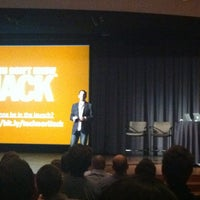 Photo taken at Technori Pitch by Alina K. on 4/25/2012