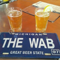 Photo taken at Woodward Avenue Brewers by Jace M. on 7/1/2012