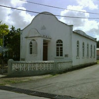 Photo taken at Speightstown SDA Church by KN R. on 4/22/2012
