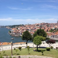 Photo taken at Jardim do Morro by Koen D. on 6/22/2012